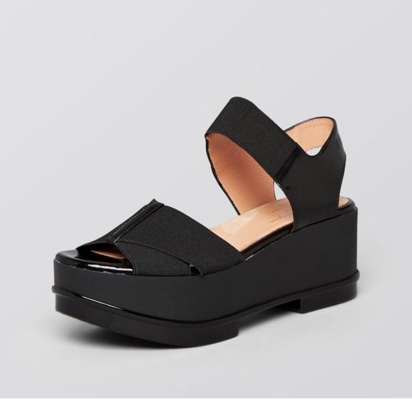 287f3912152e ROBERT CLERGERIE platform sandals. M 5b25e526df0307802bf44b64